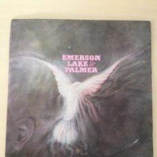 Discos de vinilo: EMERSON LAKE & PALMER LP. Lote 177958689