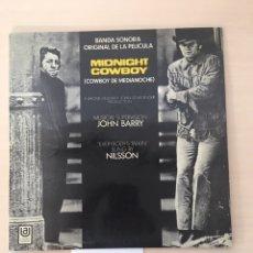 Discos de vinilo: COWBOY DE MEDIA NOCHE. Lote 177958862