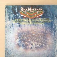 Discos de vinilo: RICK WAKEMAN. Lote 177959423