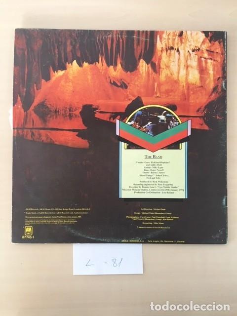 Discos de vinilo: RICK WAKEMAN - Foto 2 - 177959423