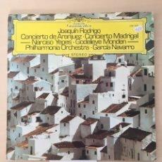 Discos de vinilo: CONCIERTOS. Lote 177959980