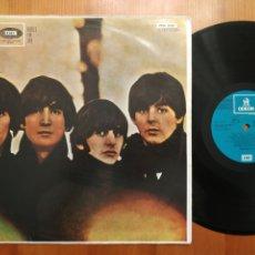 Discos de vinilo: BEATLES FOR SALE LP RARA ED. ESPAÑOLA CON REFERENCIA 10C 062 MARCA REGISTRADA. Lote 177960050