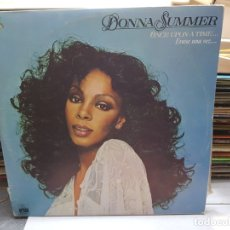 Discos de vinilo: DOBLE LP-DONNA SUMMER-ONCE UPON A TIME EN FUNDA ORIGINAL AÑO 1977. Lote 177973432