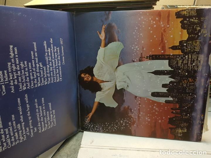 Discos de vinilo: DOBLE LP-DONNA SUMMER-ONCE UPON A TIME en funda original año 1977 - Foto 2 - 177973432