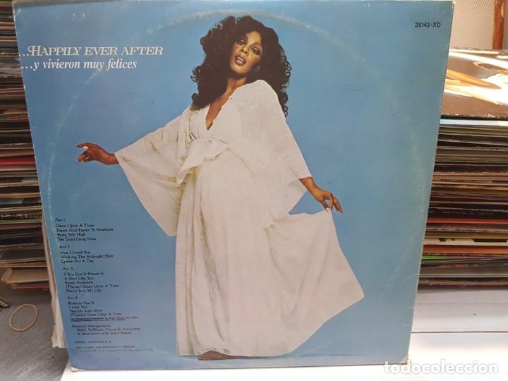 Discos de vinilo: DOBLE LP-DONNA SUMMER-ONCE UPON A TIME en funda original año 1977 - Foto 3 - 177973432