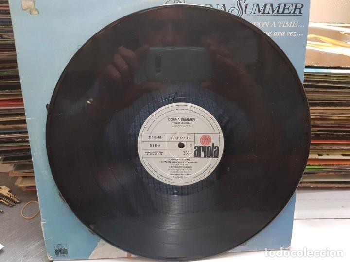Discos de vinilo: DOBLE LP-DONNA SUMMER-ONCE UPON A TIME en funda original año 1977 - Foto 5 - 177973432