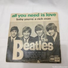 Discos de vinilo: THE BEATLES - ALL YOU NEED IS LOVE. Lote 177974849
