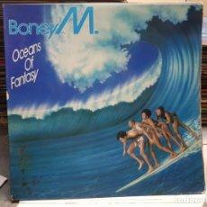 Discos de vinilo: LP-BONEY M-OCEANS OF FANTASY EN FUNDA ORIGINAL AÑO 1979. Lote 177976539