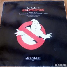 Discos de vinilo: DISCO - MAXI SINGLE - RAY PARKER JR. GHOSTBUSTERS. Lote 177976909