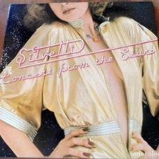 Discos de vinilo: DISCO - LP - HISPAVOX 1978 - BEBU SILVETTI - COCERT FROM THE STARS. Lote 177977135