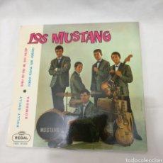 Discos de vinilo: LOS MUSTANG - HULLY GULLY. Lote 177983022
