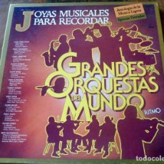 Discos de vinilo: CAJA 3 LP - MCA RECORDS 1981 - JOYAS MUSICALES PARA RECORDAR - ANTOLOGÍA DE LA MUSICA LIGERA - EPOCA. Lote 177983578