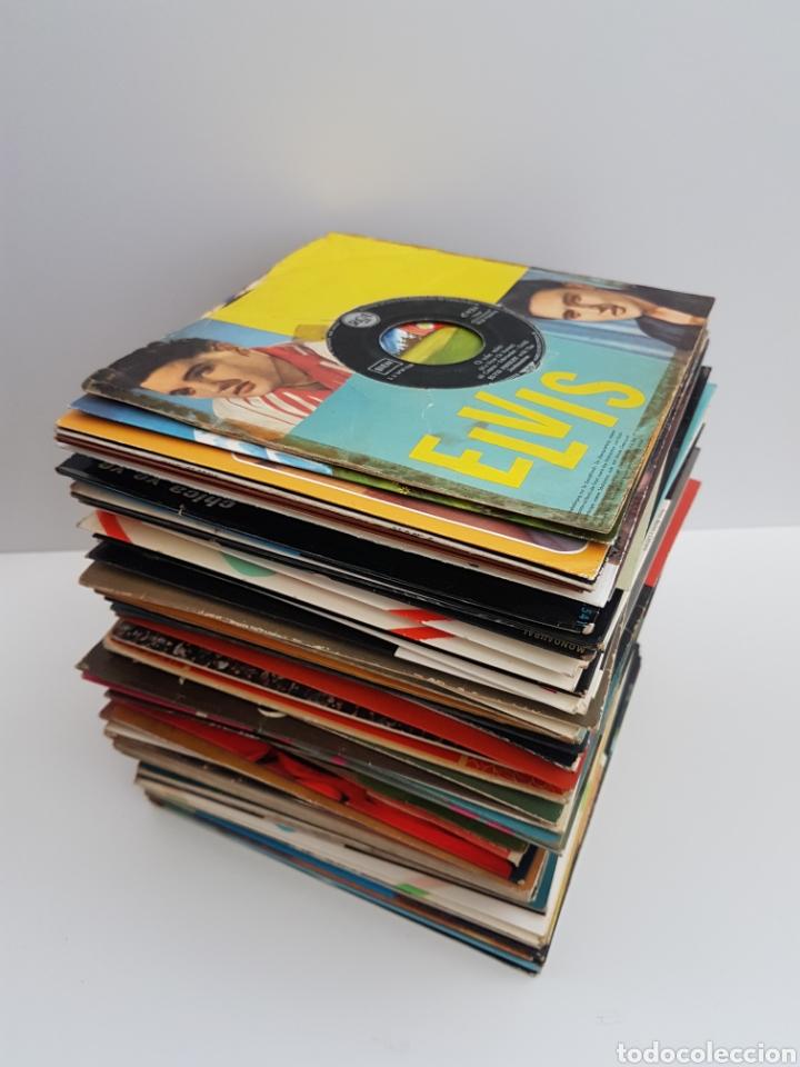 Discos de vinilo: LOTE 90 VINILOS EP + 4 ALBUMS. GRANDES ARTISTAS AÑOS 60 E INFANTILES - Foto 2 - 178006172