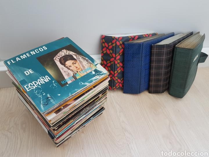 LOTE 90 VINILOS EP + 4 ALBUMS. GRANDES ARTISTAS AÑOS 60 E INFANTILES (Música - Discos de Vinilo - EPs - Solistas Españoles de los 50 y 60)