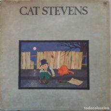 Discos de vinilo: CAT STEVENS. TEASER AND THE FIRECAT. LP ORIGINAL USA PORTADA ABIERTA. Lote 178021833