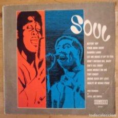 Discos de vinilo: P - OTIS REDDING & LITTLE JOE CURTIS - SOUL. Lote 178022304