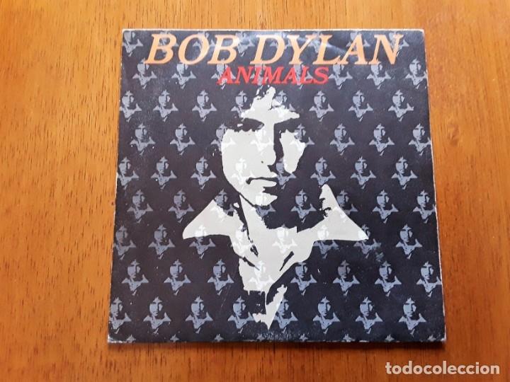 BOB DYLAN - ANIMALS (CBS 7970 - ESPAÑA 1979) ORIGINAL SINGLE (Música - Discos - Singles Vinilo - Country y Folk)