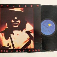 Discos de vinilo: DISCO LP VINILO EDDIE AND THE HOT RODS THRILLER EDICIÓN INGLESA DE 1979. Lote 178032343