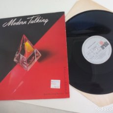Discos de vinilo: MODERN TALKING. BROTHER LOUIE. 1986 ARIOLA. SPAIN. MAXI SIGLE M-6338. Lote 178032882