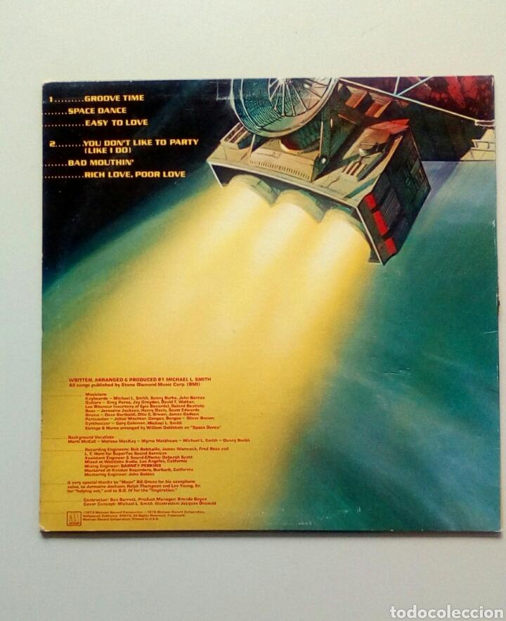 Discos de vinilo: Motown Sounds - Space Dance, Motown Record Corp, 1978. US. - Foto 3 - 178033260