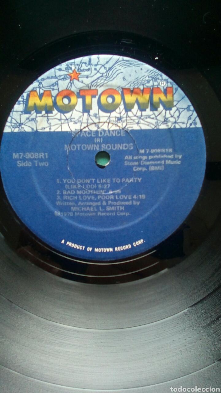 Discos de vinilo: Motown Sounds - Space Dance, Motown Record Corp, 1978. US. - Foto 6 - 178033260
