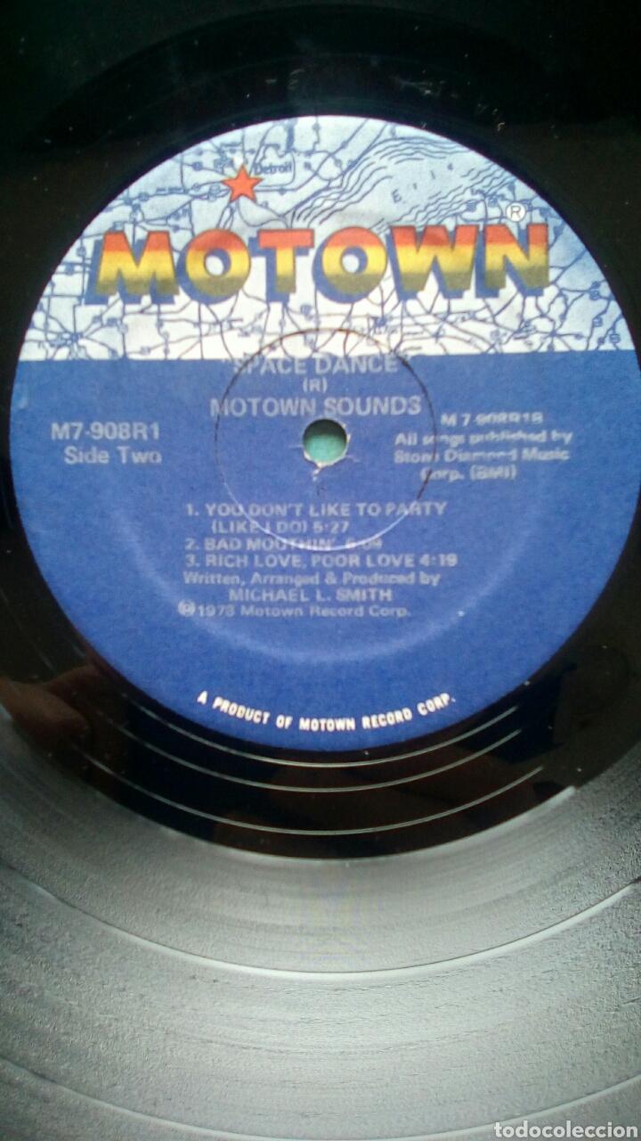 Discos de vinilo: Motown Sounds - Space Dance, Motown Record Corp, 1978. US. - Foto 7 - 178033260