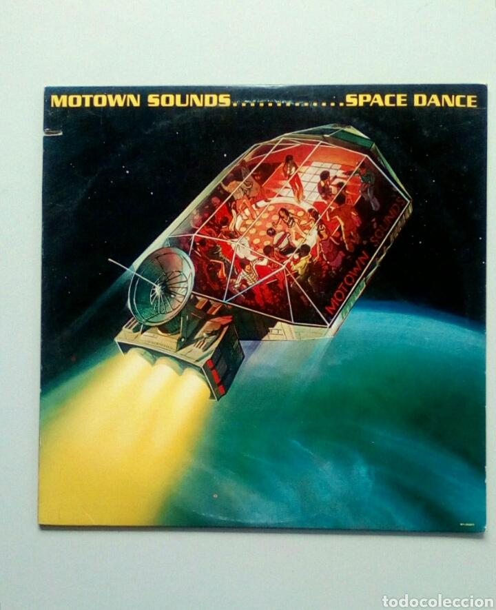 MOTOWN SOUNDS - SPACE DANCE, MOTOWN RECORD CORP, 1978. US. (Música - Discos - LP Vinilo - Disco y Dance)