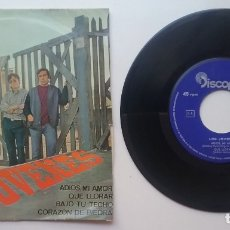 Discos de vinilo: LOS JÓVENES DISCO DISCOPHON 1965. Lote 178033568