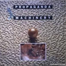 Discos de vinil: PROPAGANDA-P MACHINERY (POLISH), ISLAND RECORDS, ZTT 602 014-213, 602 014. Lote 178038652
