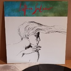 Discos de vinilo: LUTHEA SALOM / MISMO TÍTULO / LP - URANTIA RECORDS-1990 / MBC. ***/***. Lote 178039308
