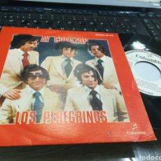 Discos de vinilo: LOS PEREGRINOS SINGLE PROMOCIONAL AY CORAZÓN 1976. Lote 178040983
