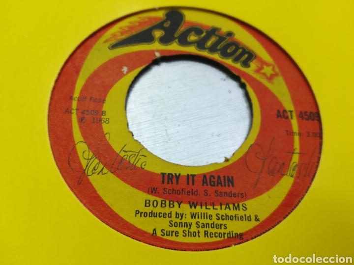 Discos de vinilo: Bobby Williams single baby I need your love u.k. 1968 escuchado - Foto 2 - 178044910