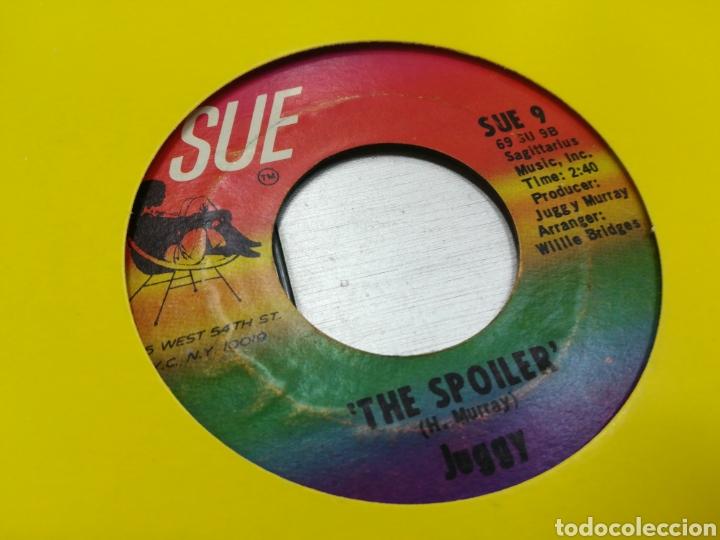 Discos de vinilo: Juggy single oily / the spoiler u.s.a. 1969 escuchado - Foto 2 - 178045689