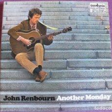 Discos de vinilo: LP - JOHN RENBOURN - ANOTHER MONDAY (DOBLE DISCO, SPAIN, TRANSATLANTIC RECORDS 1980). Lote 178051564
