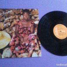 Discos de vinilo: JOYA. LP. NINA SIMONE. IT IS FINISHED NINA SIMONE 1974 - SPAIN - APL1 0241 RCA VICTOR 1975. Lote 178058014