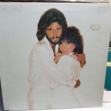 Discos de vinilo: LP-STREISAND -GUILTY EN FUNDA ORIGINAL AÑO 1980. Lote 178077014