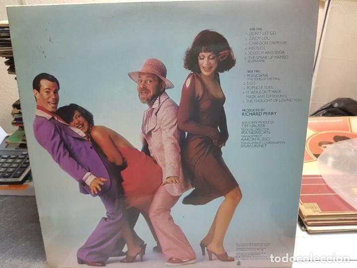 Discos de vinilo: LP-THE MANHATTAN TRANSFER -COMING OUT en funda original año 1976 - Foto 2 - 178077775