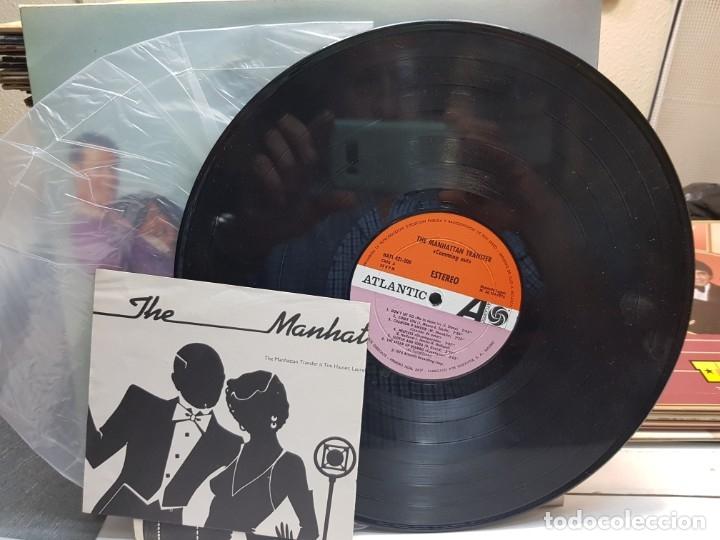 Discos de vinilo: LP-THE MANHATTAN TRANSFER -COMING OUT en funda original año 1976 - Foto 3 - 178077775
