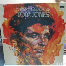 Discos de vinilo: LP-TOM JONES -CUERPO Y ALMA EN FUNDA ORIGINAL AÑO 1973. Lote 178078217