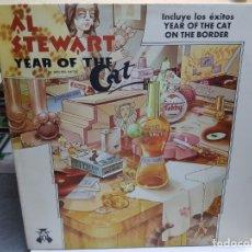 Discos de vinilo: LP-AL STEWART-YEAR OF THE CAT EN FUNDA ORIGINAL AÑO 1976. Lote 178078858