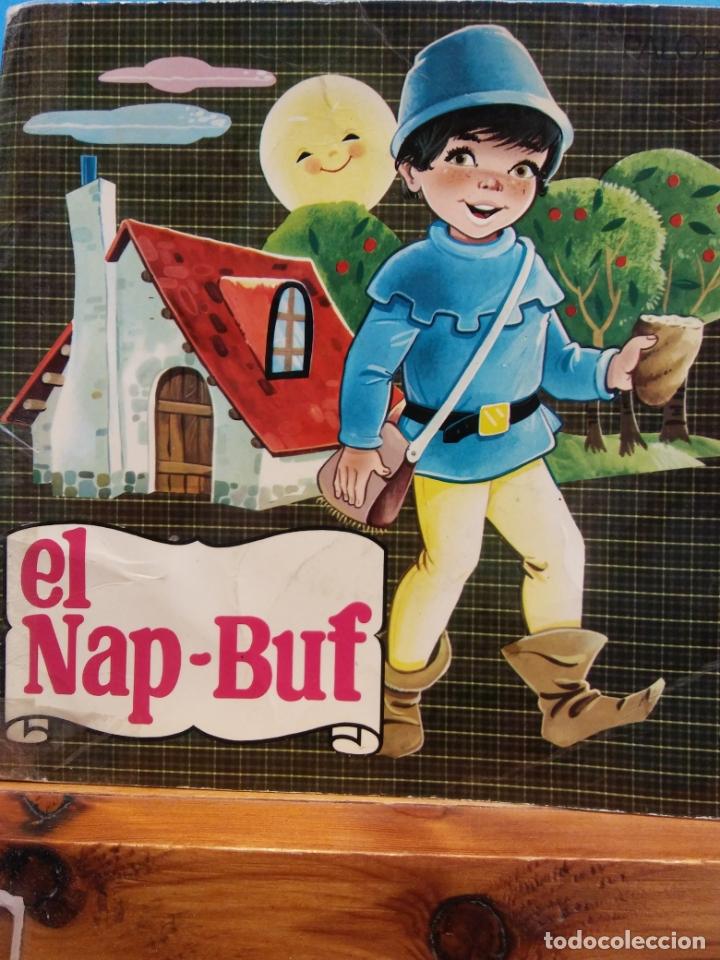 EL NAP-BUF. PALOBAL (Música - Discos - Singles Vinilo - Música Infantil)