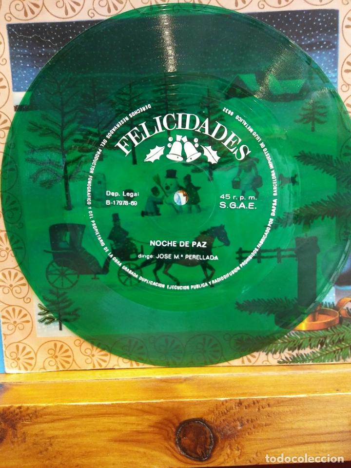 FELICIDADES. NOCHE DE PAZ. DAF (Música - Discos - Singles Vinilo - Música Infantil)