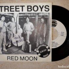 Discos de vinilo: STREET BOYS. Lote 178090570