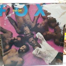 Discos de vinilo: LP-FOXY-GET OFG EN FUNDA ORIGINAL AÑO 1978. Lote 178092313