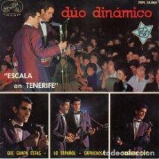 Discos de vinilo: DUO DINAMICO - CAPRICHOSA - EP DE VINILO . Lote 178097664