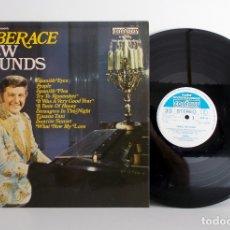 Discos de vinilo: LIBERACE - NEW SOUNDS - LP CONTOUR 2870-175 REINO UNIDO VG+/VG+. Lote 178099994