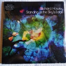 Discos de vinilo: RICHARD HAWLEY - '' STANDING AT THE SKY'S EDGE '' 2 LP + CD 2012 EU SEALED. Lote 178100962