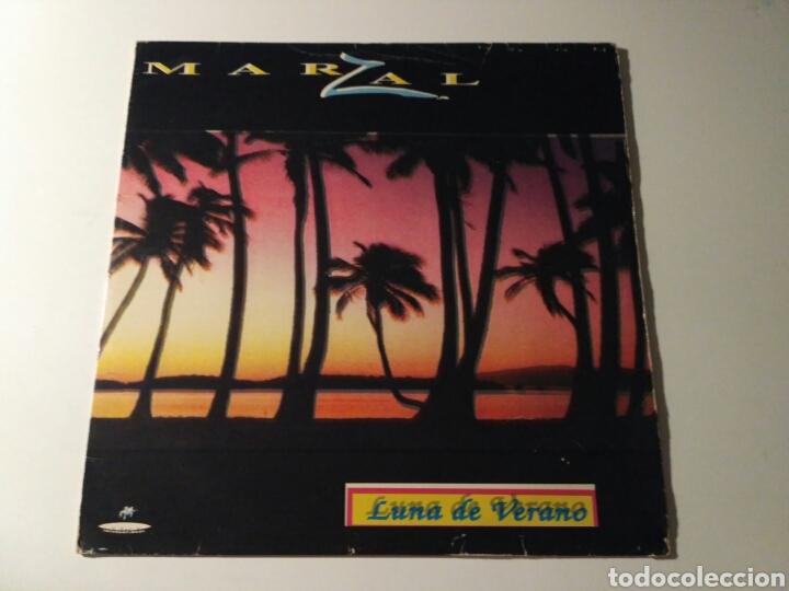 MARZAL - LUNA DE VERANO (Música - Discos de Vinilo - Maxi Singles - Disco y Dance)