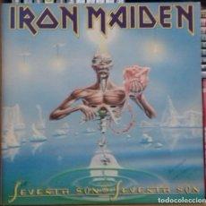 Discos de vinilo: IRON MAIDEN - SEVENTH SON OF A SEVENTH SON LP ED. ESPAÑOLA 1988. Lote 178105002