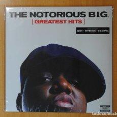Discos de vinilo: THE NOTORIOUS B.I.G. - GREATEST HITS - 2 LP. Lote 178109454